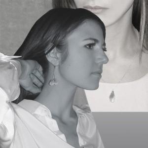 Weidenkätzchen-Ohrringe+Weidenkätzchen-Kette-mit-Weidenkätzchen-Anhänger
